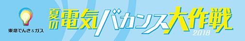東急でんきキャンペーンイメージ画像