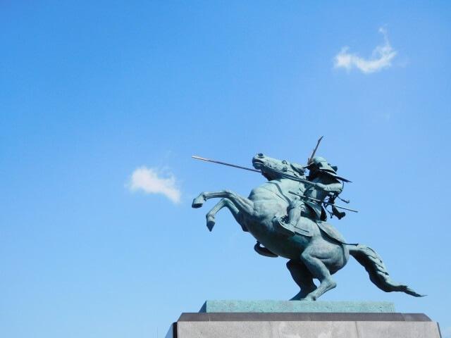 東北地方の偉人イメージ画像