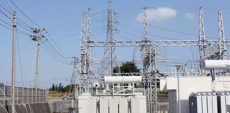 電力会社のイメージ画像