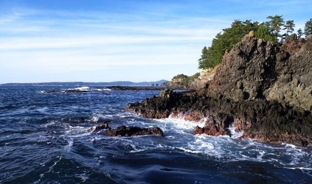 北陸の観光地「日本海」イメージ画像