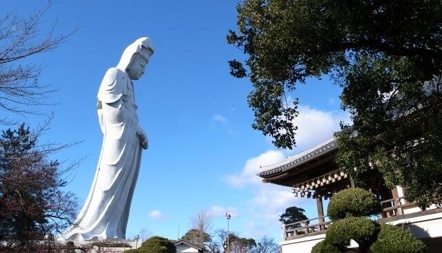 関東地区の観光地イメージ画像