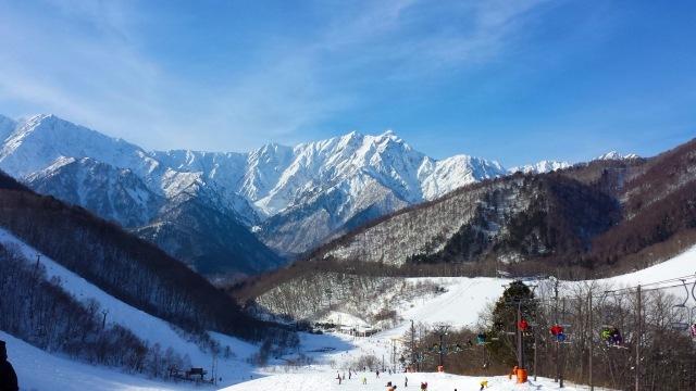 中部エリア 長野県のスキー場イメージ画像