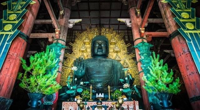 奈良の大仏様 イメージ画像