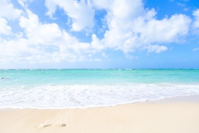 沖縄の海 イメージ画像