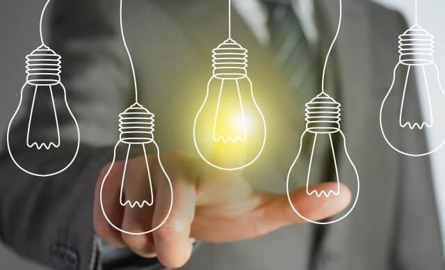 電気料金プランの選択イメージ画像