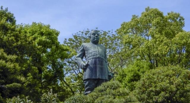 九州地方の偉人 西郷さんのイメージ画像