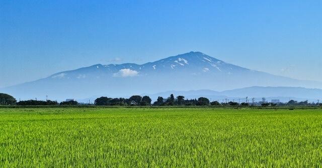 東北の観光地イメージ画像「磐梯山」