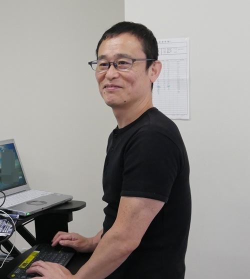 株式会社TRENDEの代表取締役 妹尾賢俊さん