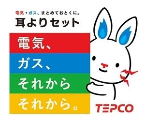 TEPCO「とくとくガスプラン」