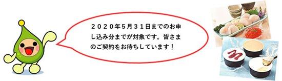 北海道電力キャンペーン