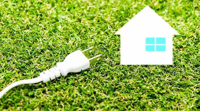 オール電化住宅イメージ