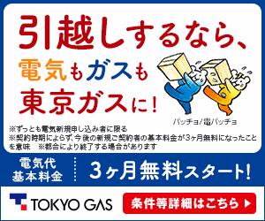 東京ガスのずっとも電気